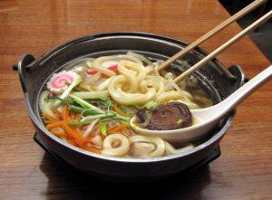 mì udon - món ăn nhật bản dễ làm
