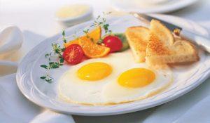 món ăn sáng đơn giản tại nhà