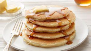 những món ăn sáng đơn giản