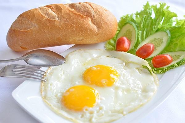 các món ăn sáng dễ làm