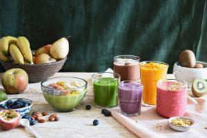 thực đơn bữa sáng healthy